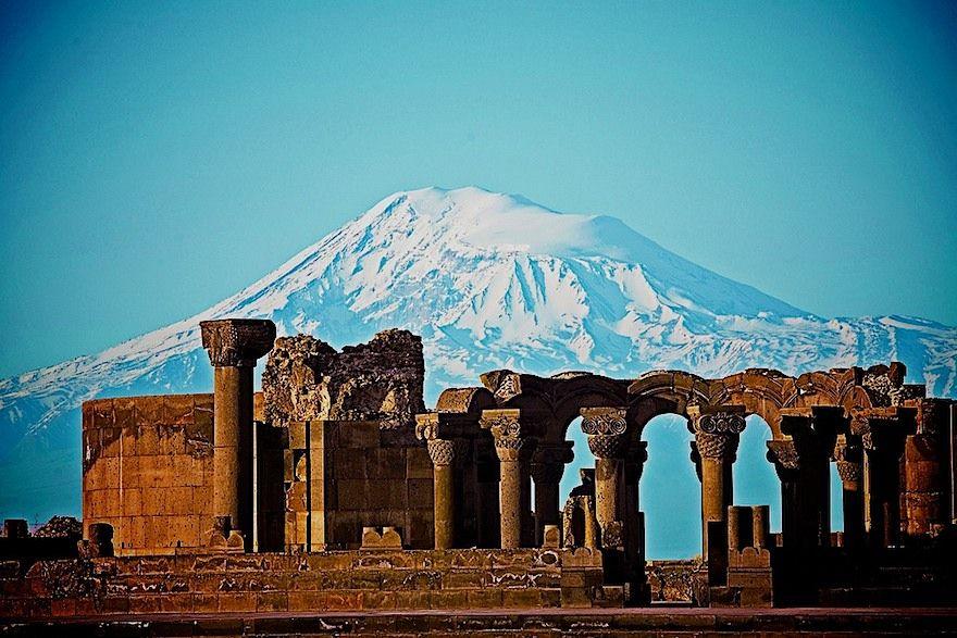 Maravillas Naturales en el Medio Oriente