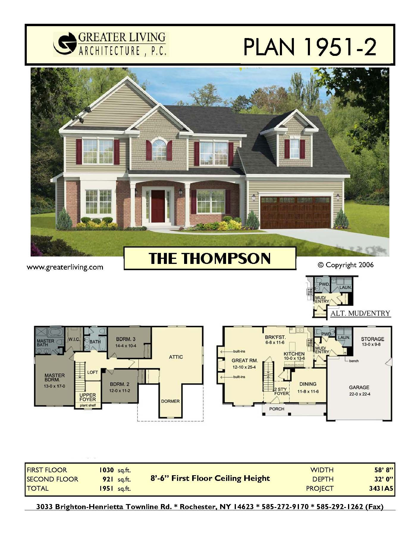 Greater Living Architecture Family House Plans House Layout Plans Sims House Plans