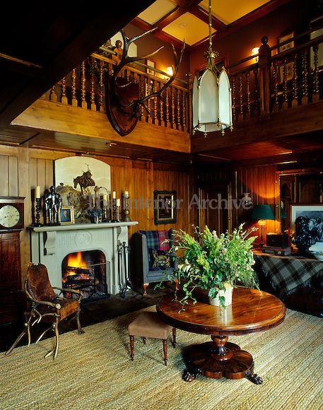 Vincent Knapp The Interior Archive Romantic Home Decor Scottish Interiors Scottish Decor