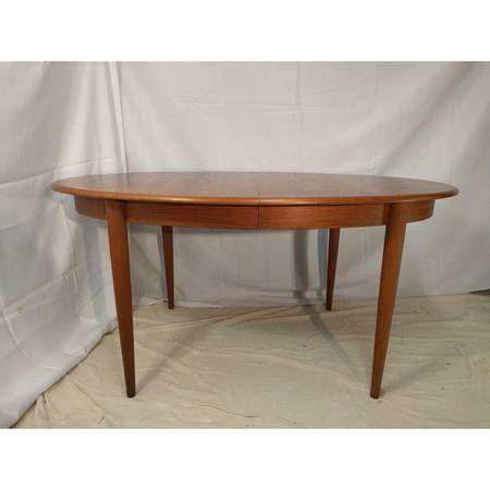 Teak Dining Table On Craigslist Httpsseattlecraigslistsee Custom Craigslist Nj Dining Room Set Review