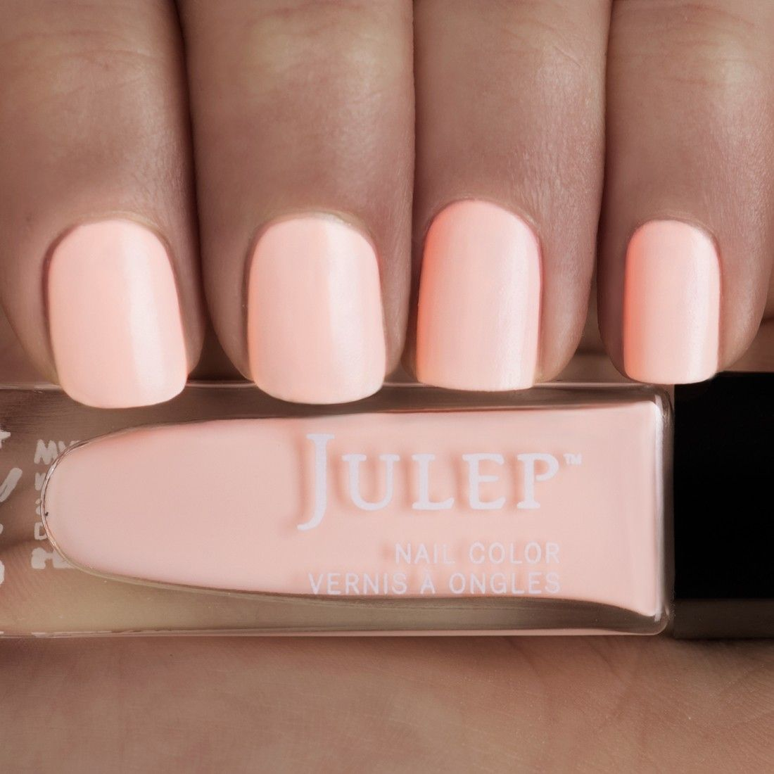Janet - Pale peach soft focus (semi-matte) | Express Yourself ...