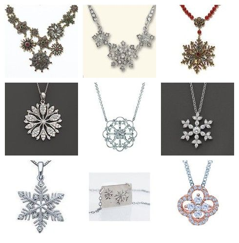 What are your favorite snowflake pendants style pinterest what are your favorite snowflake pendants mozeypictures Choice Image