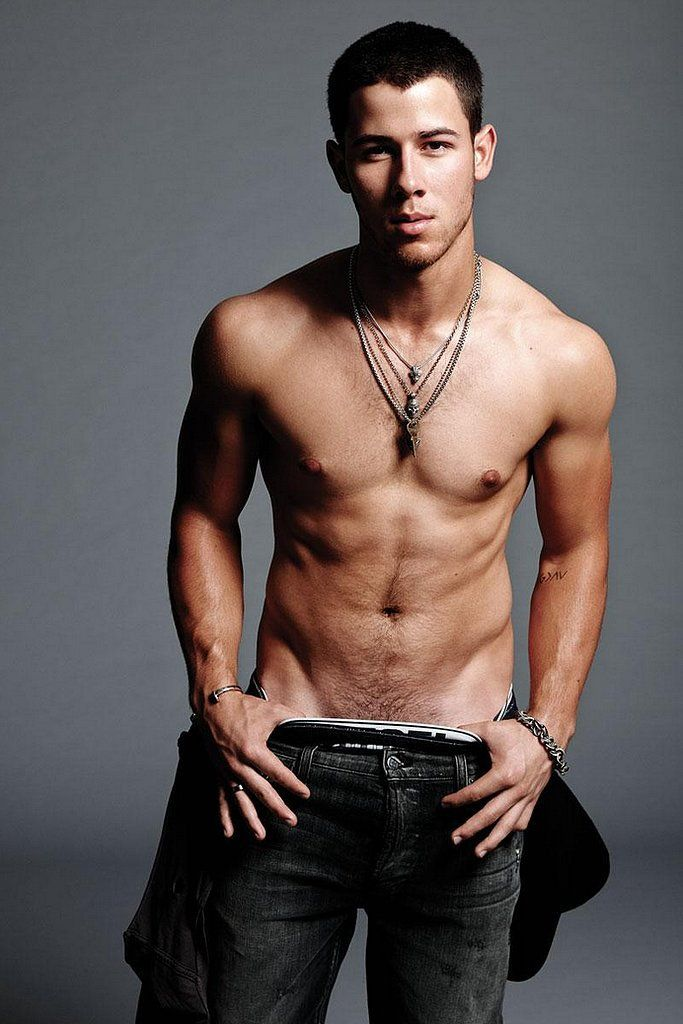 Pin for Later: The Year's Hottest Pictures of Hot Guys Nick Jonas