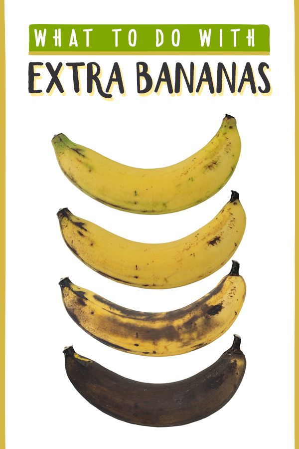 What To Do With Nearly Bad Bananas A Runner S Dilemma Ripe Banana Recipes Healthy Healthy Banana Recipes Banana Recipes Overripe