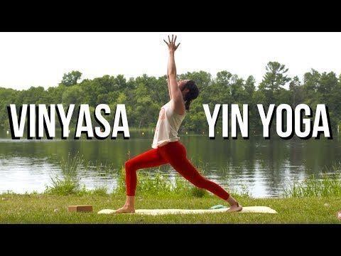 vin to yin for inner  outer strength 60 min  youtube