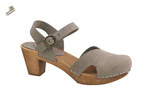 Sanita Women's Olympia Square Flex Sandal Open Sandals Size: 37 EU Sale Discounts Sale Cheapest Price RHK1lUfhxS