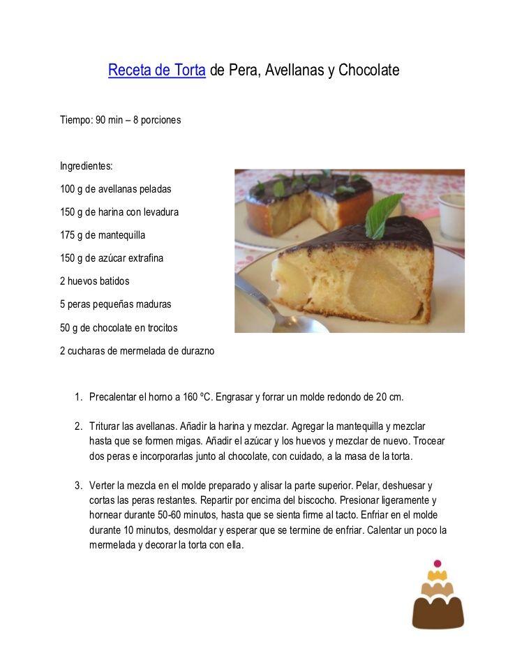 Pin de new style en recetas de postres faciles pinterest for Comidas faciles para cocinar