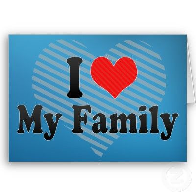 I Love My Family With All My Heart My Mom Dad Sister And Broth I Love You All Love My Family Love Hug Tween Gifts