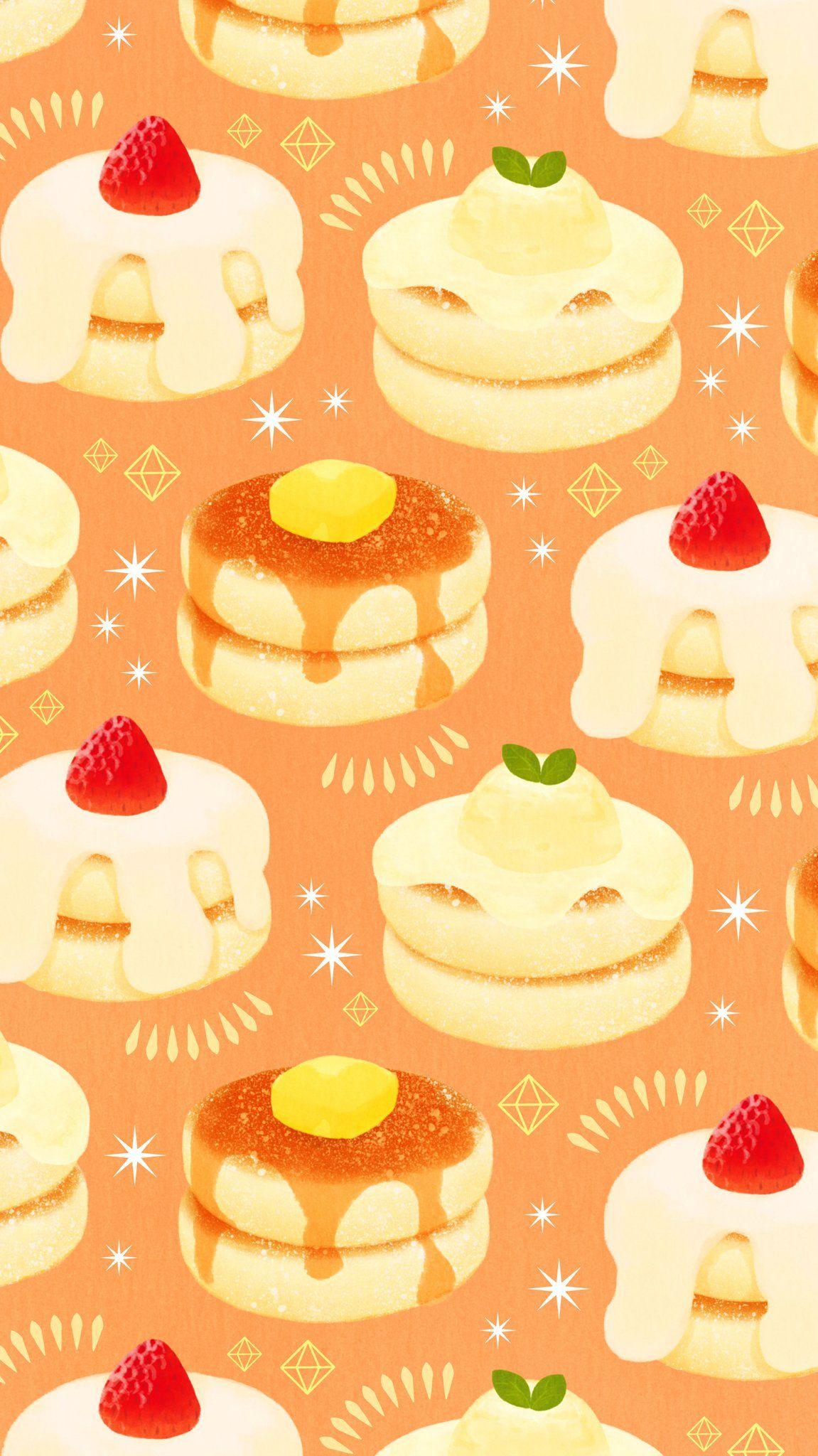 Omiyu みゆき In Food Illustrations Cute Food Art Food Wallpaper