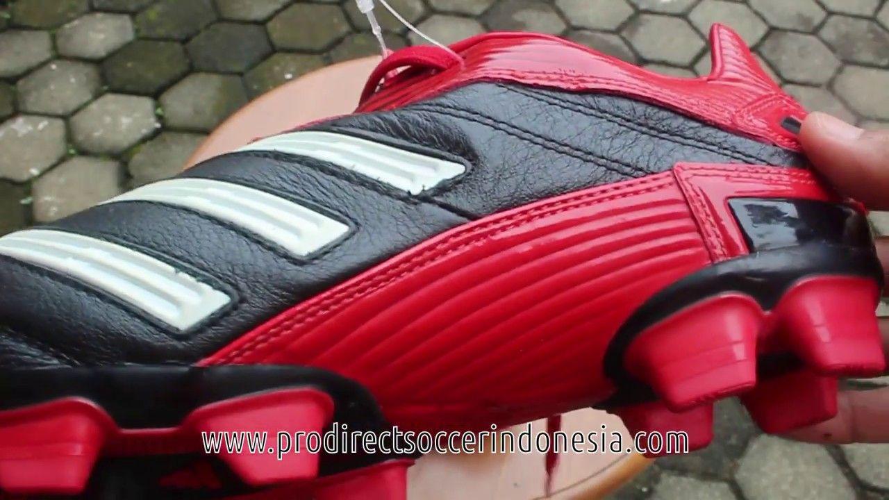 Sepatu Bola Adidas Predator Absolion Trxf Black 116005 Original