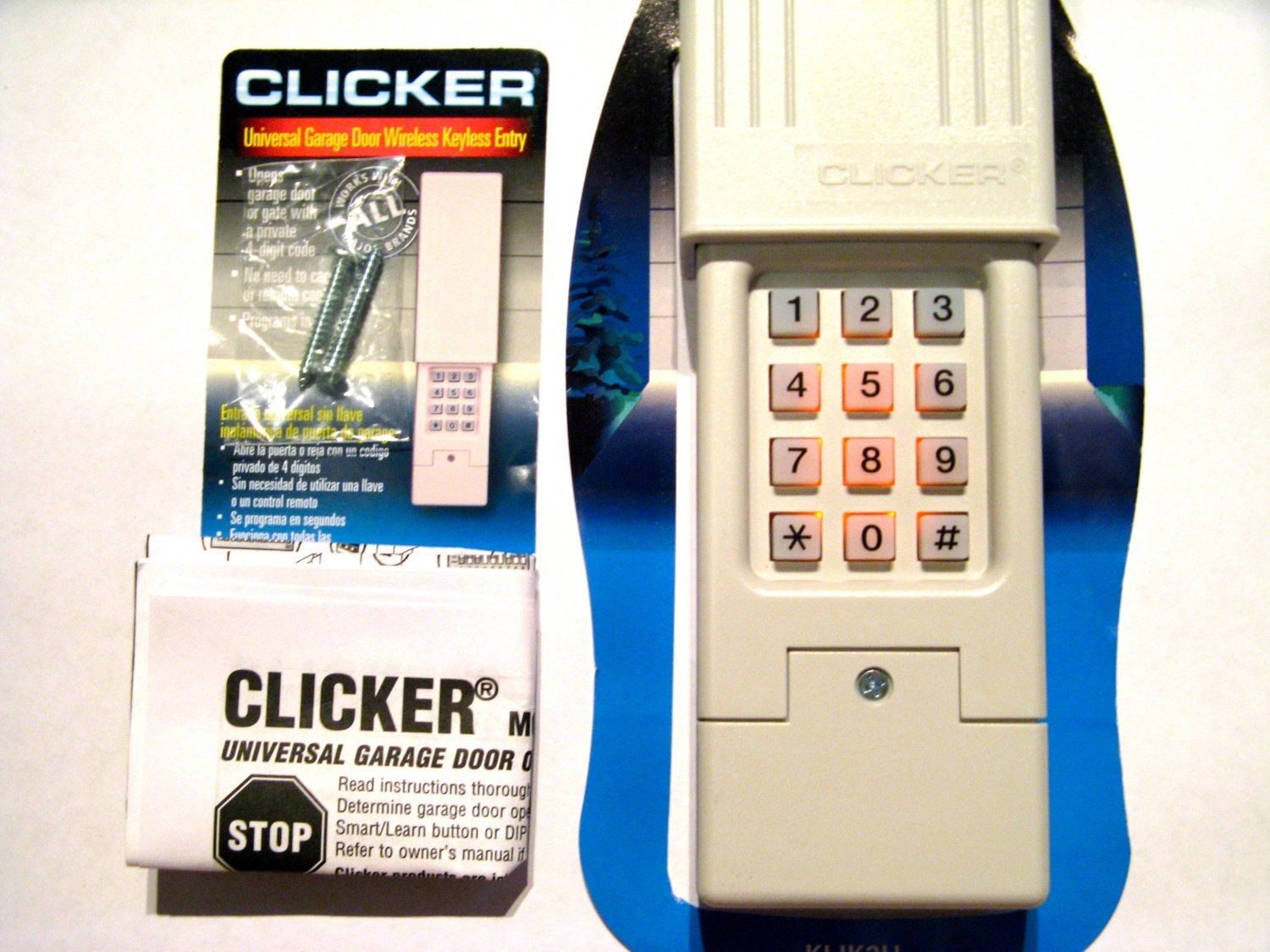 The Most Awesome Craftsman Universal Garage Door Opener Keypad