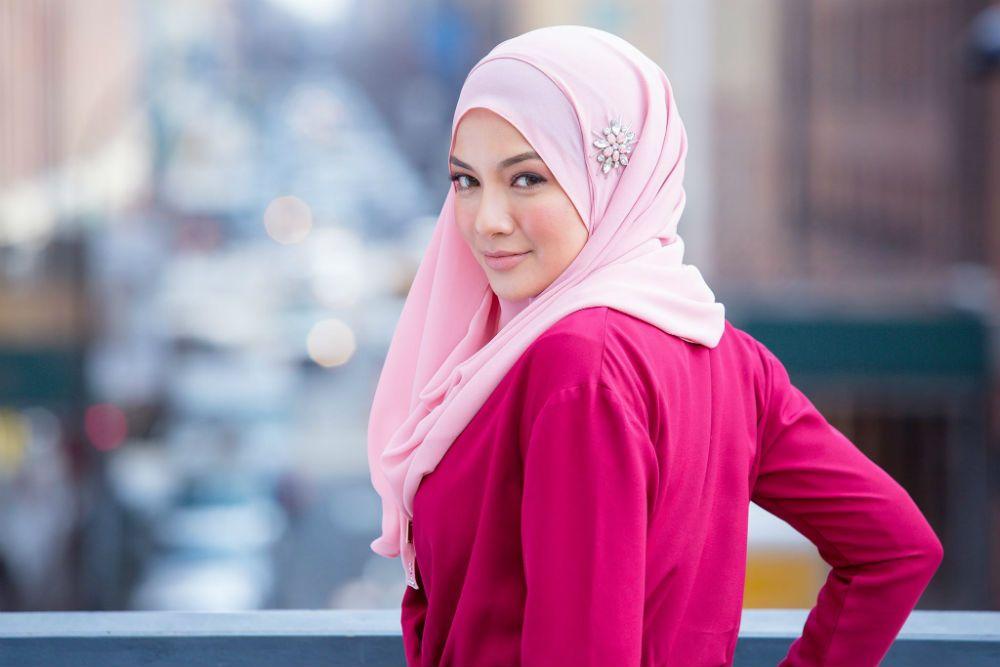 с знакомства девушка хиджаба