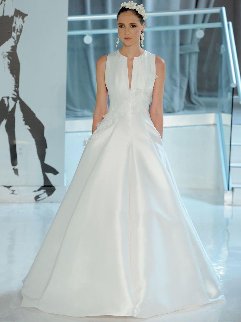 Collection de robes de mariée peter langner un défilé de