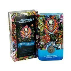 A Fragrance For men Ed Hardy Hearts & Daggers by Ed Hardy Gift Set -- .25 oz…