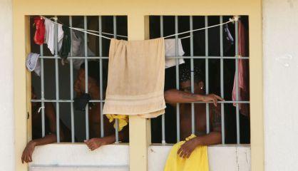 Penitenciária Lemos de Brito, em Salvador.