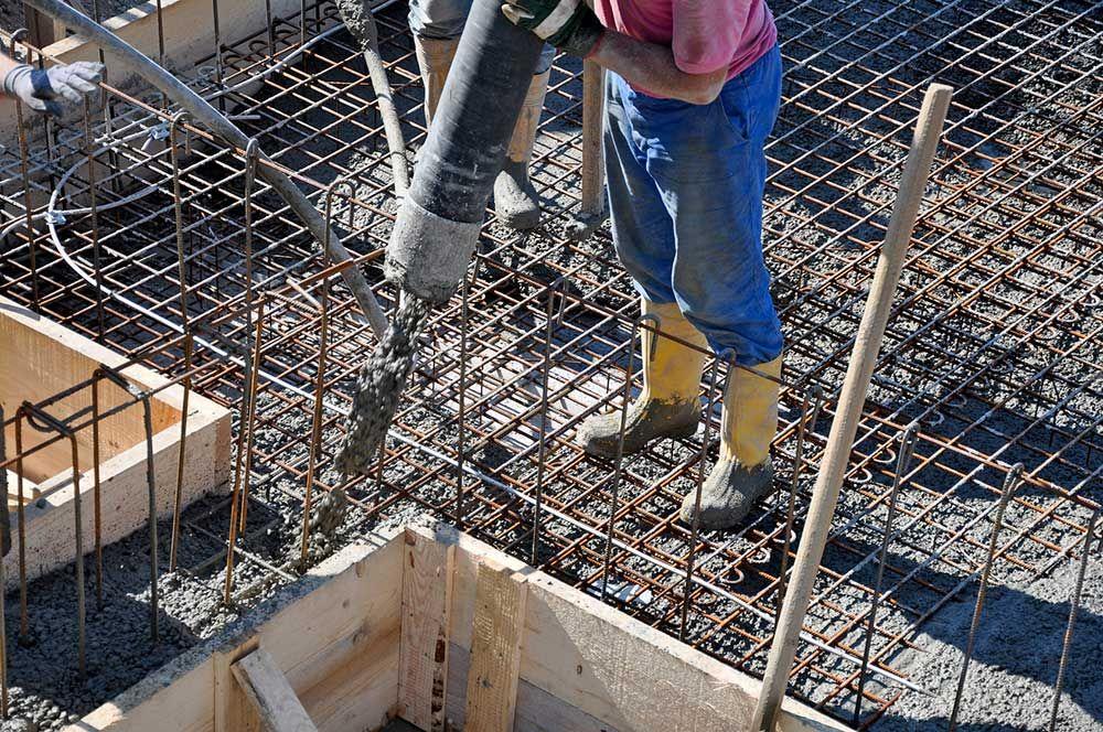 Construction Et Prix Des Fondations De Maison : Http://www.travauxbricolage.