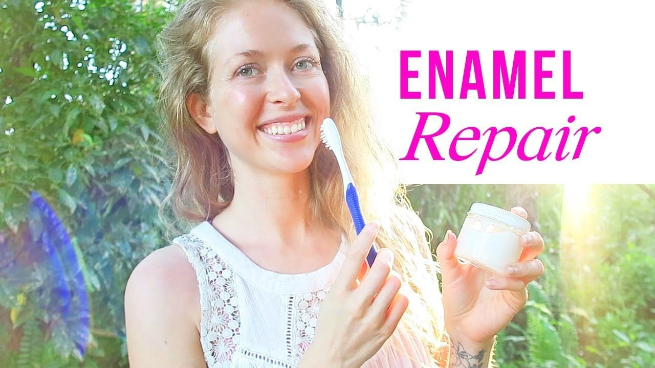 How i naturally restored my enamel and remineralized my