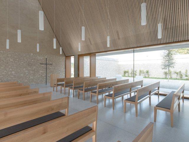 Funeral Chapel By Bayer Strobel Architekten 종교 건축