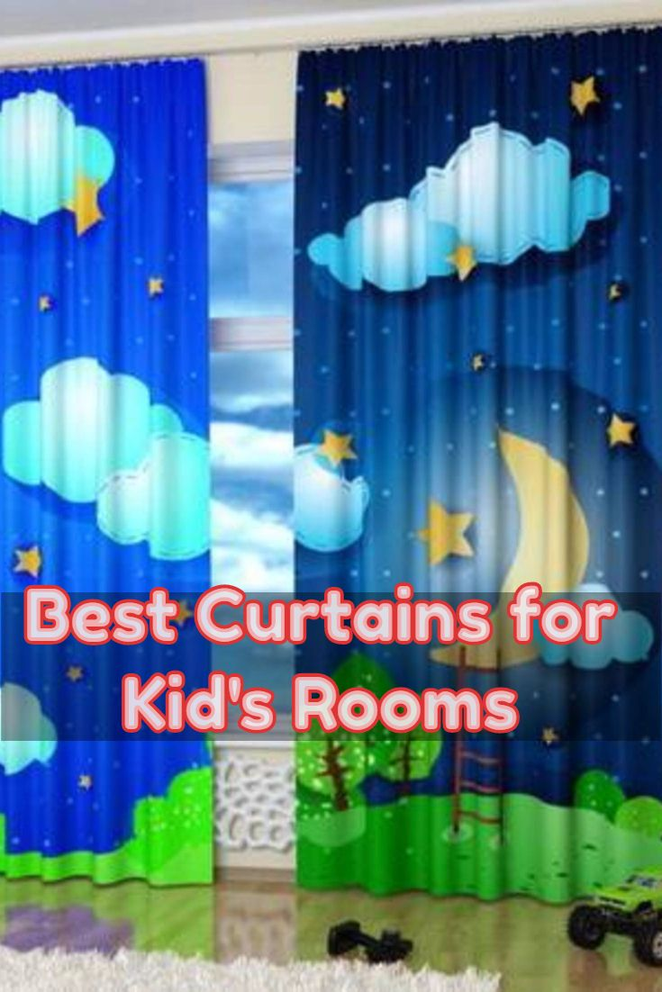 Best Curtains For Kids Rooms