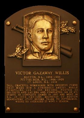 Photo of Vic Willis