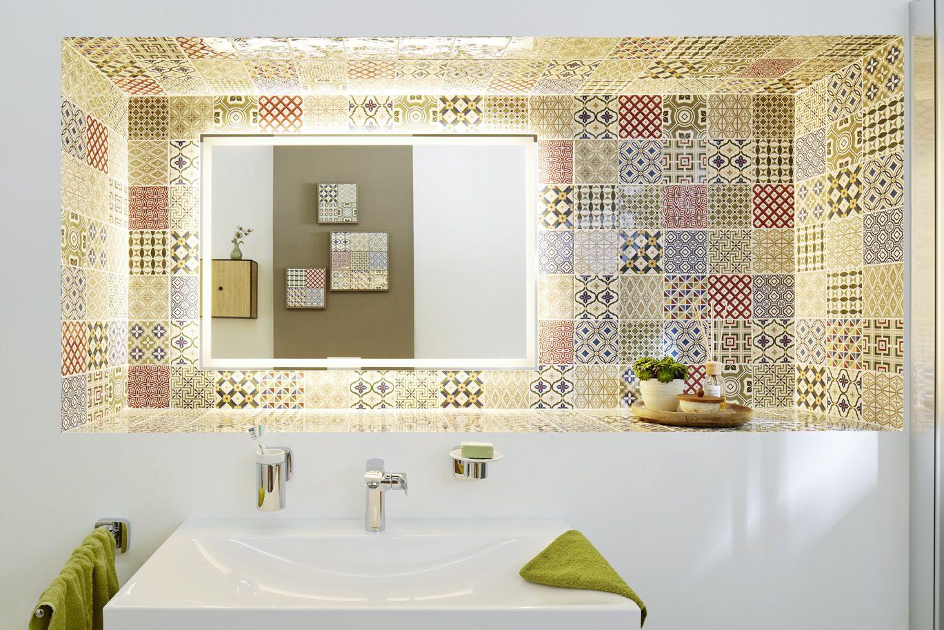 Led Badezimmerspiegel ~ Sun ti meg interieur badspiegel mit integrierter led