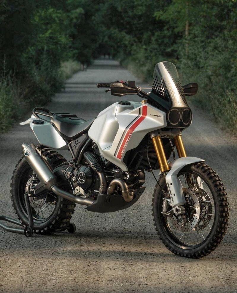 Ducati Scrambler Desert X Concept Ducati Scrambler Ducati Bike Design