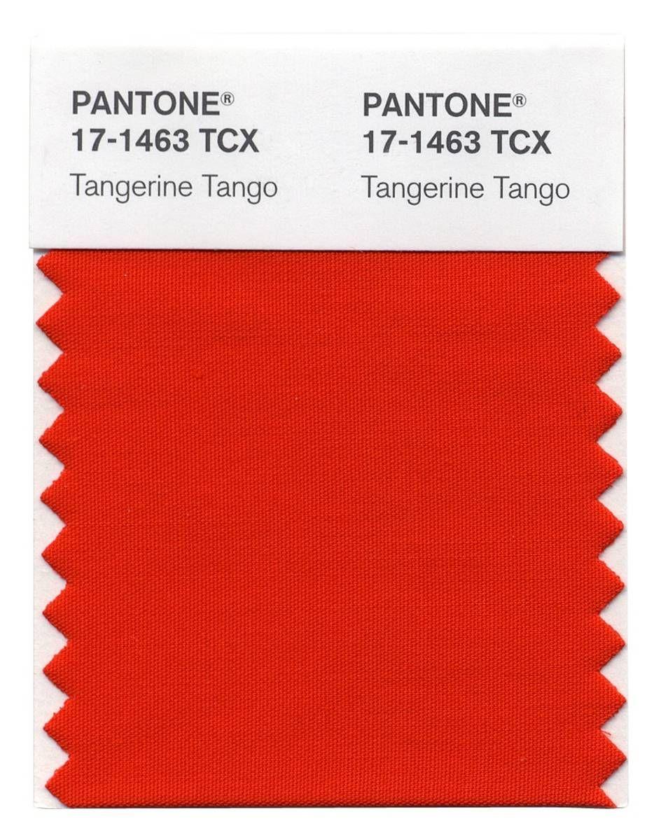 Pantone\u0027s color of the year is Tangerine Tango. \u201cReminiscent of ...
