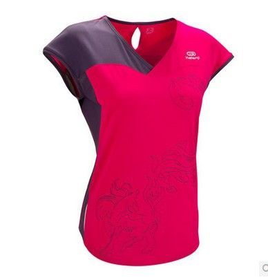 Aliexpress.com   Buy Decathlon KALENJI TS Feel Women s Running Top Quick dry  T Shirt from Reliable top 100 t shirt suppliers on Worldexpress. cca50a49911cd