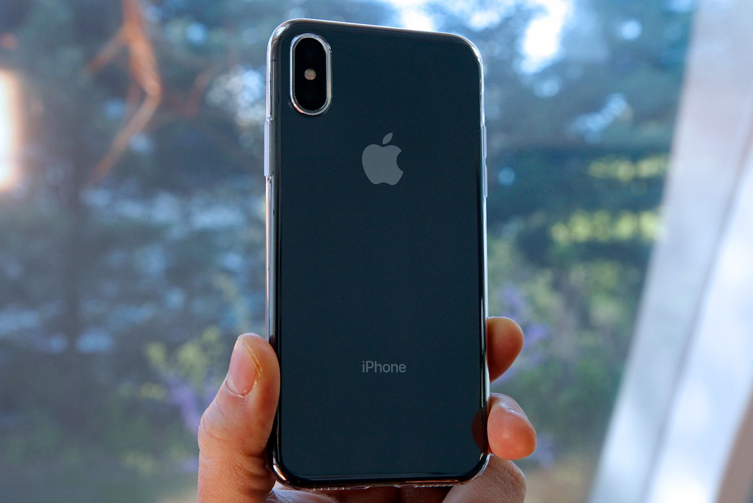 It only cost me 20 to make my iphone x look better than