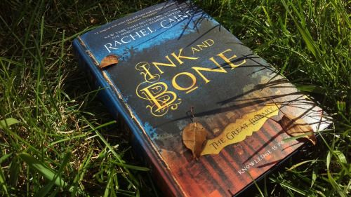 Ink and Bone in the wild...
