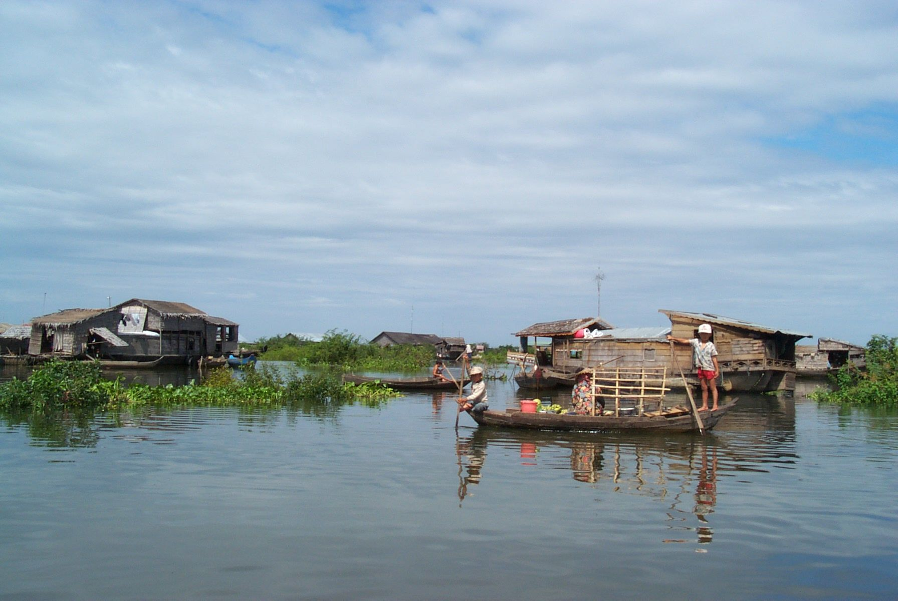 Great Lake Tonle Sap - Cambodias Natural Wonder