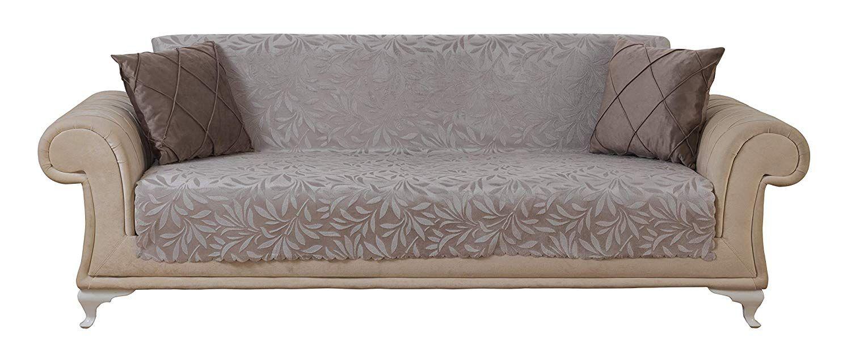 Awesome Chiara Rose Anti Slip Armless Sofa Protector Top 10 Best Download Free Architecture Designs Scobabritishbridgeorg