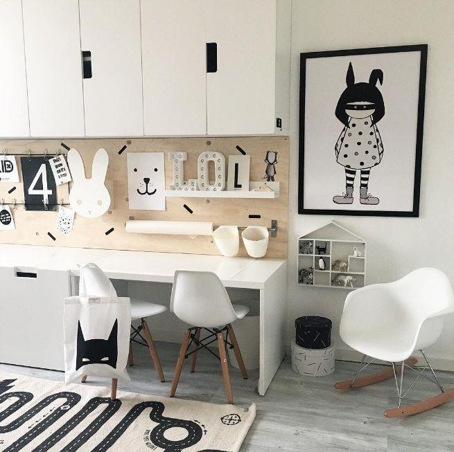 Ikea Kids Room Inspiration: Inspiratieboost: Dit Zijn De Allerleukste Bureaus Voor