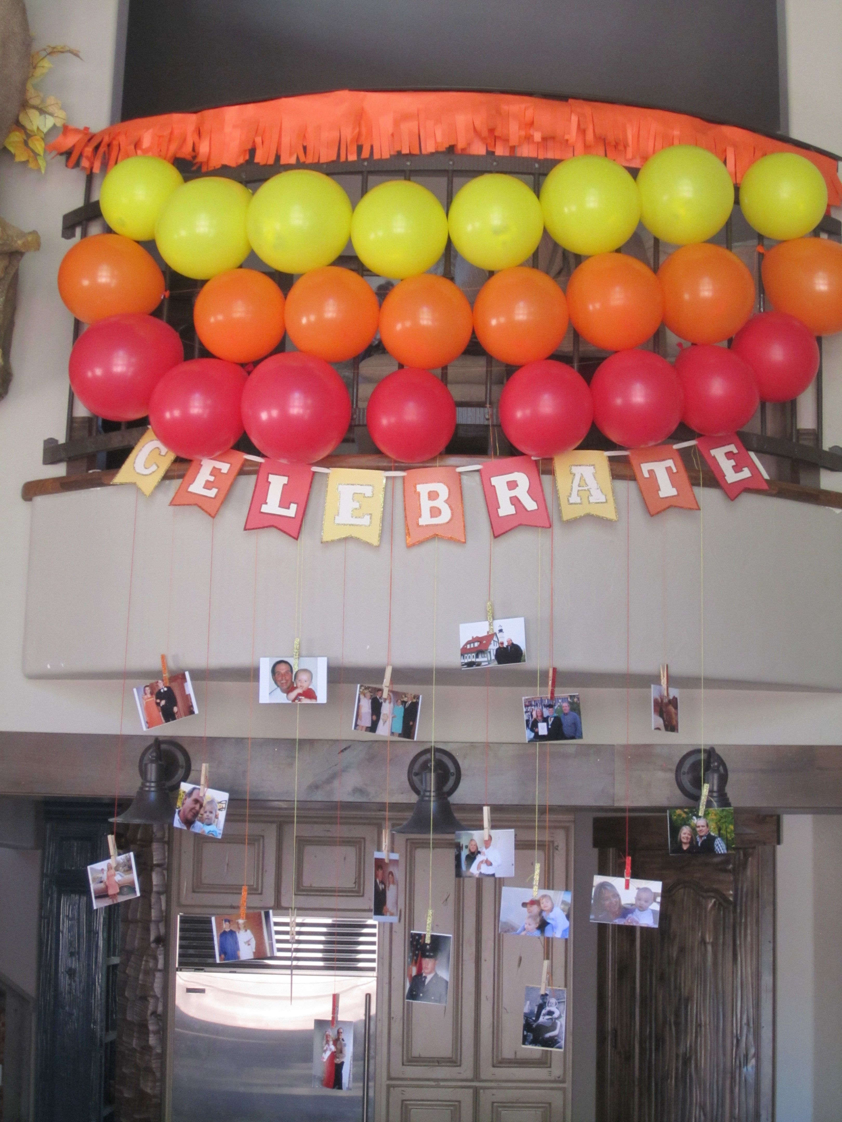 simple birthday decorations Google Search Birthdays