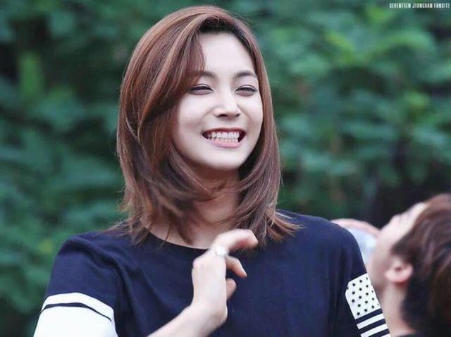 Kpop Gender Test . Girl or Boy ? | Jeonghan, Jeonghan seventeen, Seventeen