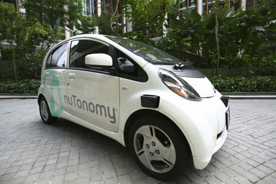 #bigdata #data The #Robot Taxi Takeover Is Already Beginning in #Singapore https://t.co/btKUaxDHfB #driverlesscar http://pic.twitter.com/0f0qbHWLkF   Database (@Data3se) September 24 2016