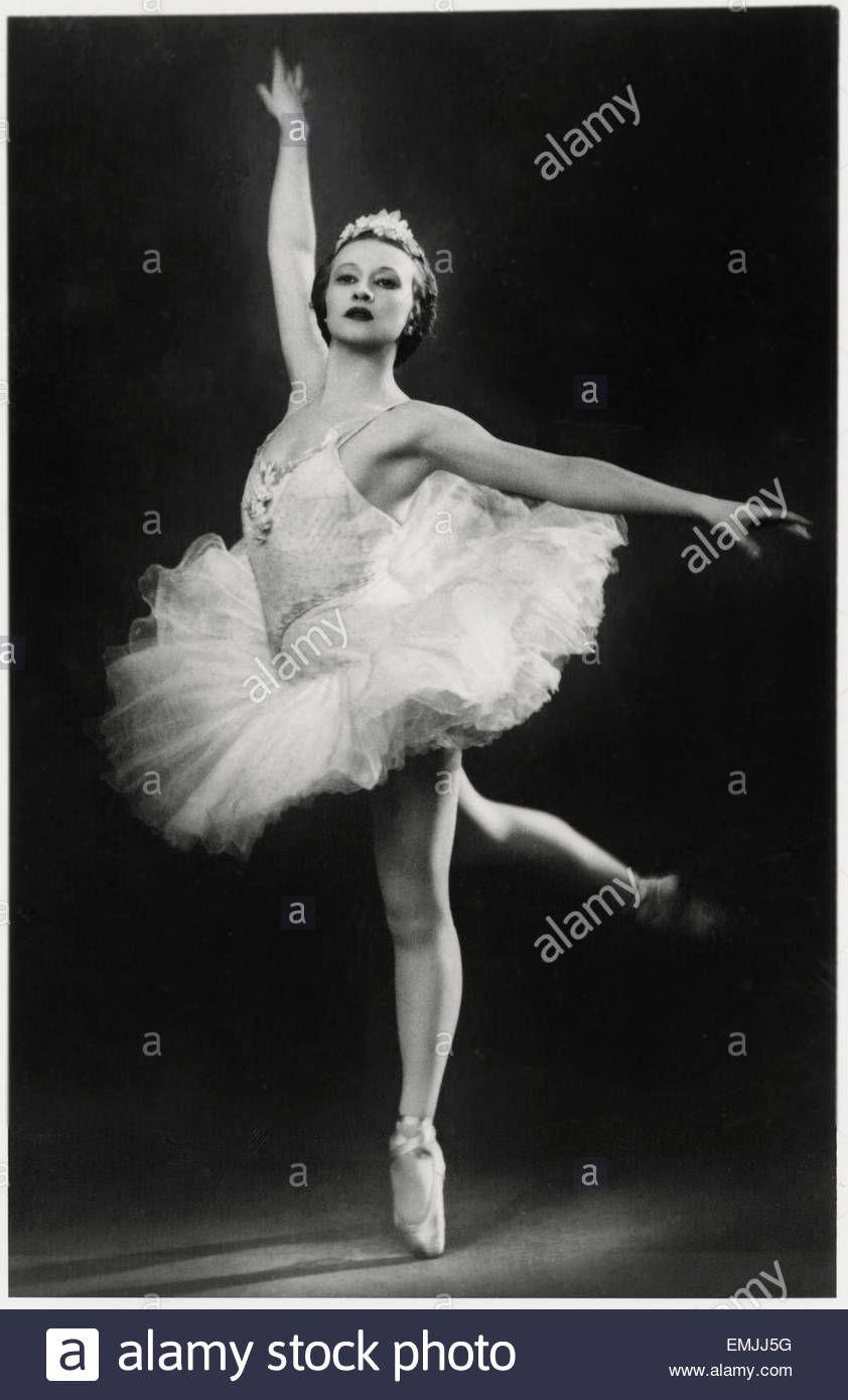 737e26afc Download this stock image: Galina Ulanova, Russian Ballet Dancer ...