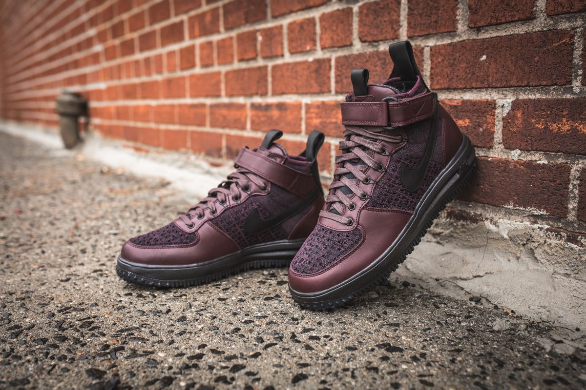sports shoes ac675 a4dd0 Nike Lunar Force 1 Flyknit Workboot | Just for Kicks ...