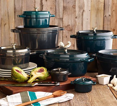 staub has two new colors and i might be in love - Staub Dutch Oven