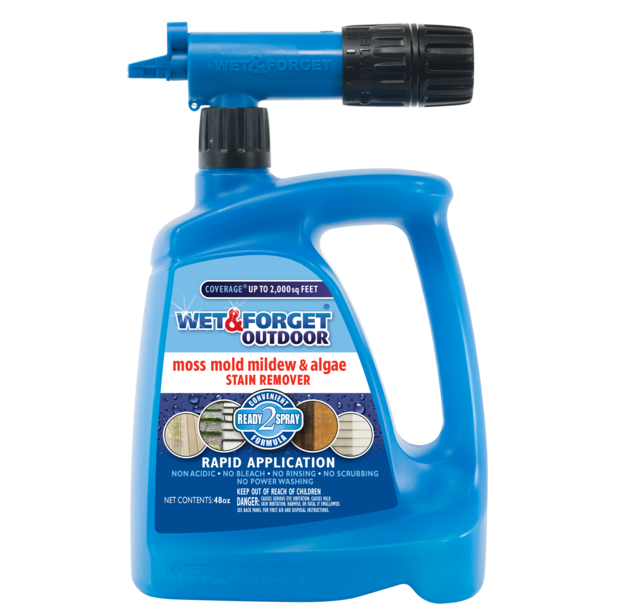 Best Rated Shingle Cleaner Cleaning Vinyl Siding Deck Cleaner