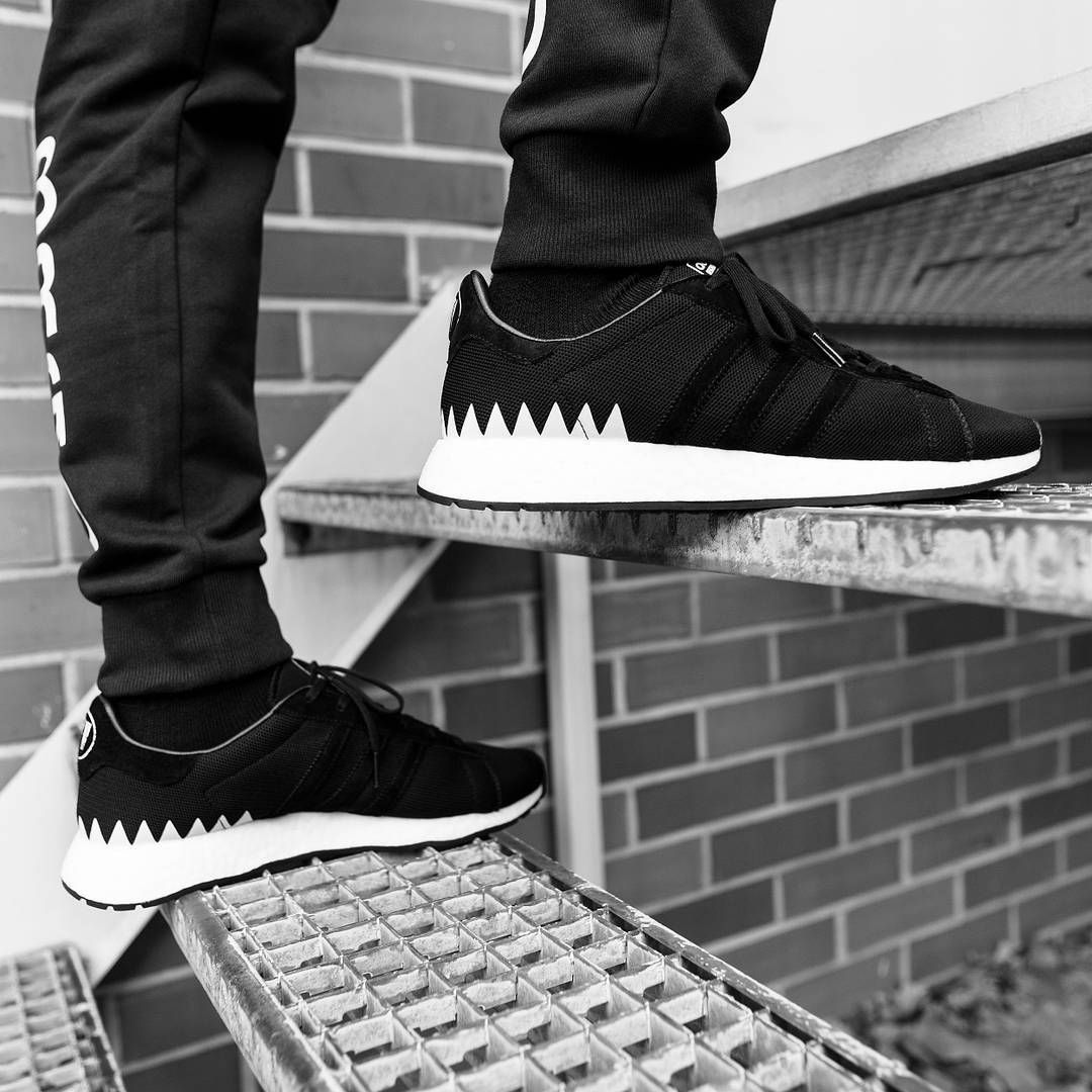 adidas x Neighborhood Chop Shop Boost
