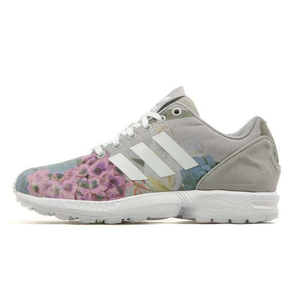 low priced 24eaf 03ed4 adidas Originals ZX Flux Floral Pack Women's | JD Sports ...
