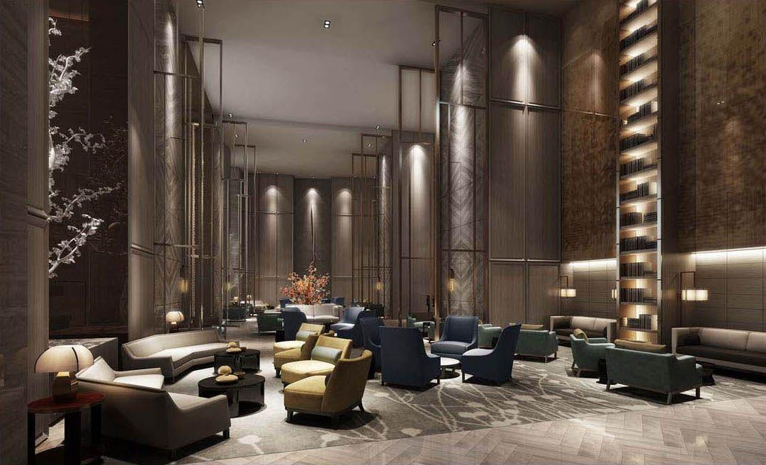 Hospitality With Images Hotel Lobby Design Hotel Lobby Hotel