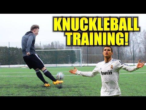 Ilaripro Shoots Crazy Knuckleballs Soccer Skills Ronaldo Cristiano Ronaldo