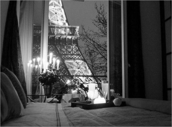 TESOROS: AMOR EN PARIS