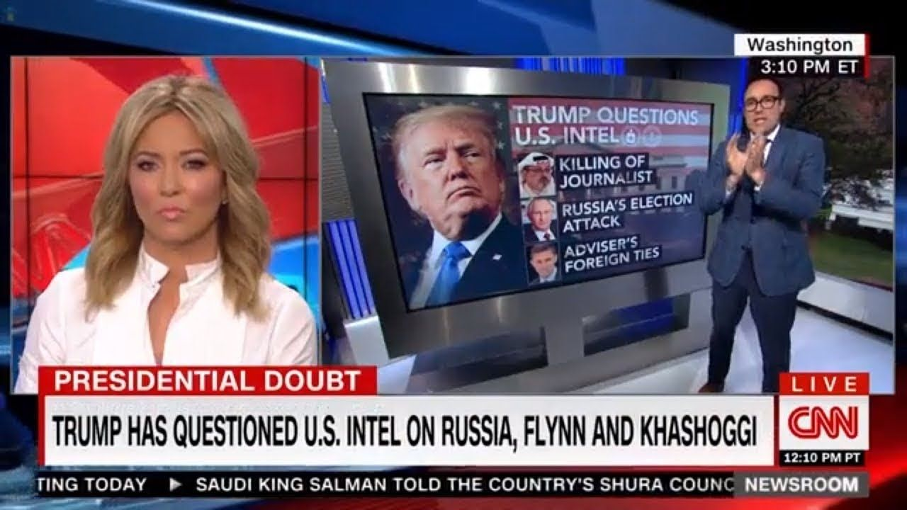 CNN Newsroom [3PM] 11/19/2018   CNN BREAKING NEWS Today Nov