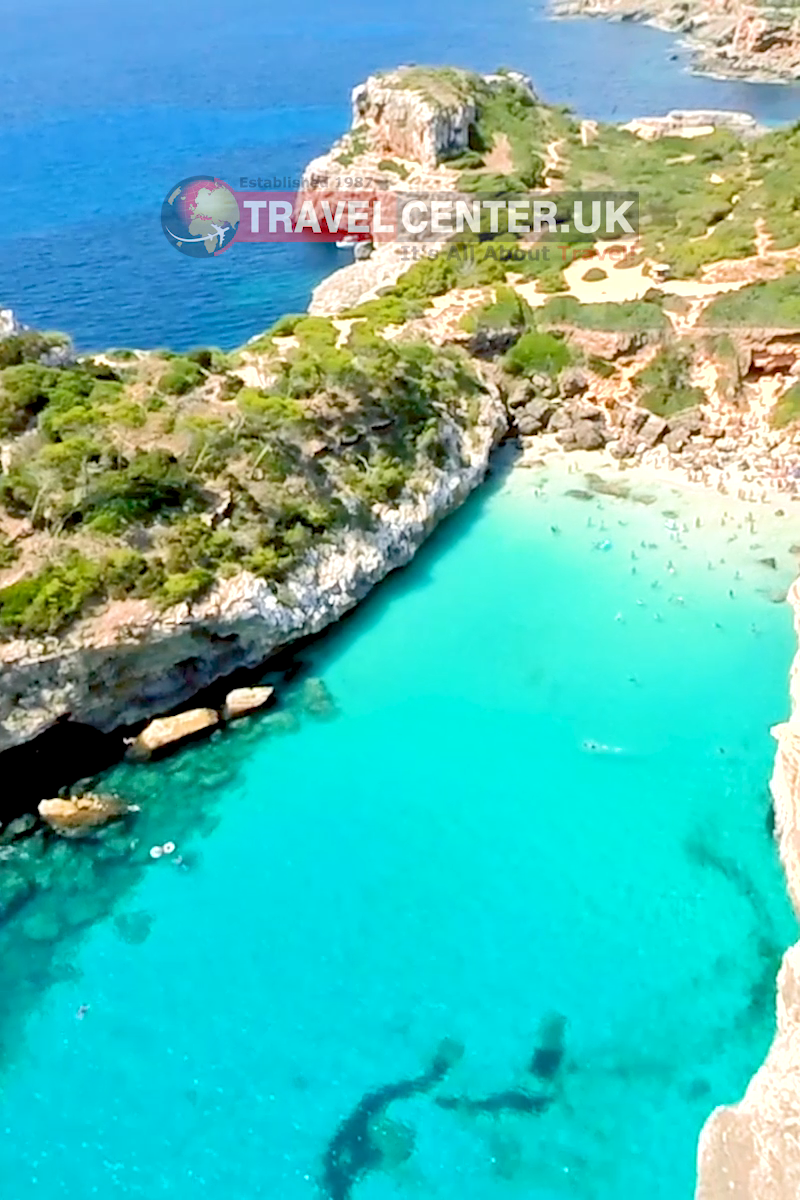 #majorca #travel #cheapflights #holidays #itsallabouttravel #travelcenter