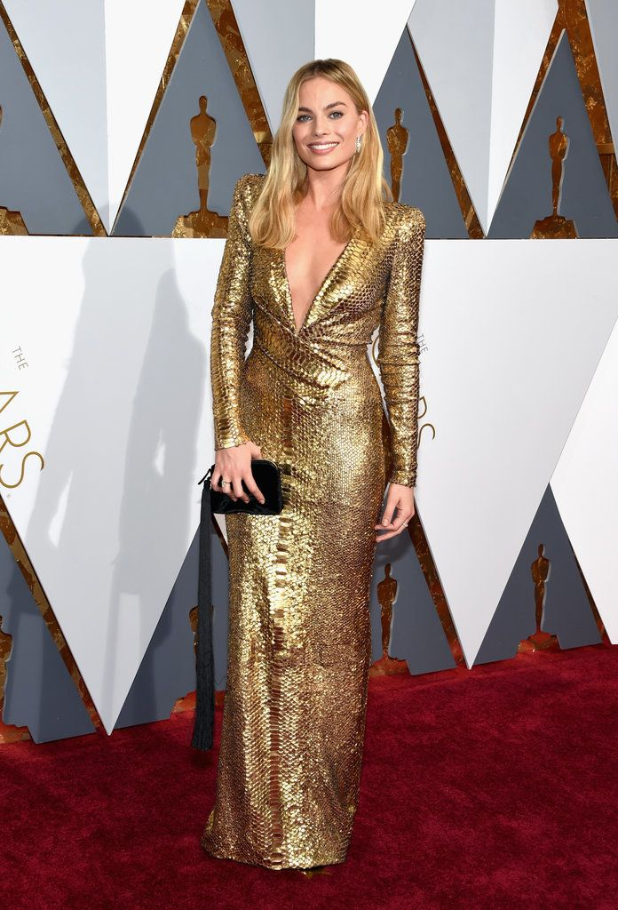 Margot Robbie Just Shut It Down in Tom Ford | Margot robbie, Tom ...