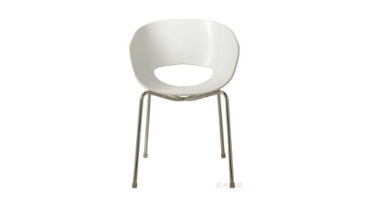 Amazon De Kare Design Stuhl Eggshell Weiss Kare Design Stuhle Design