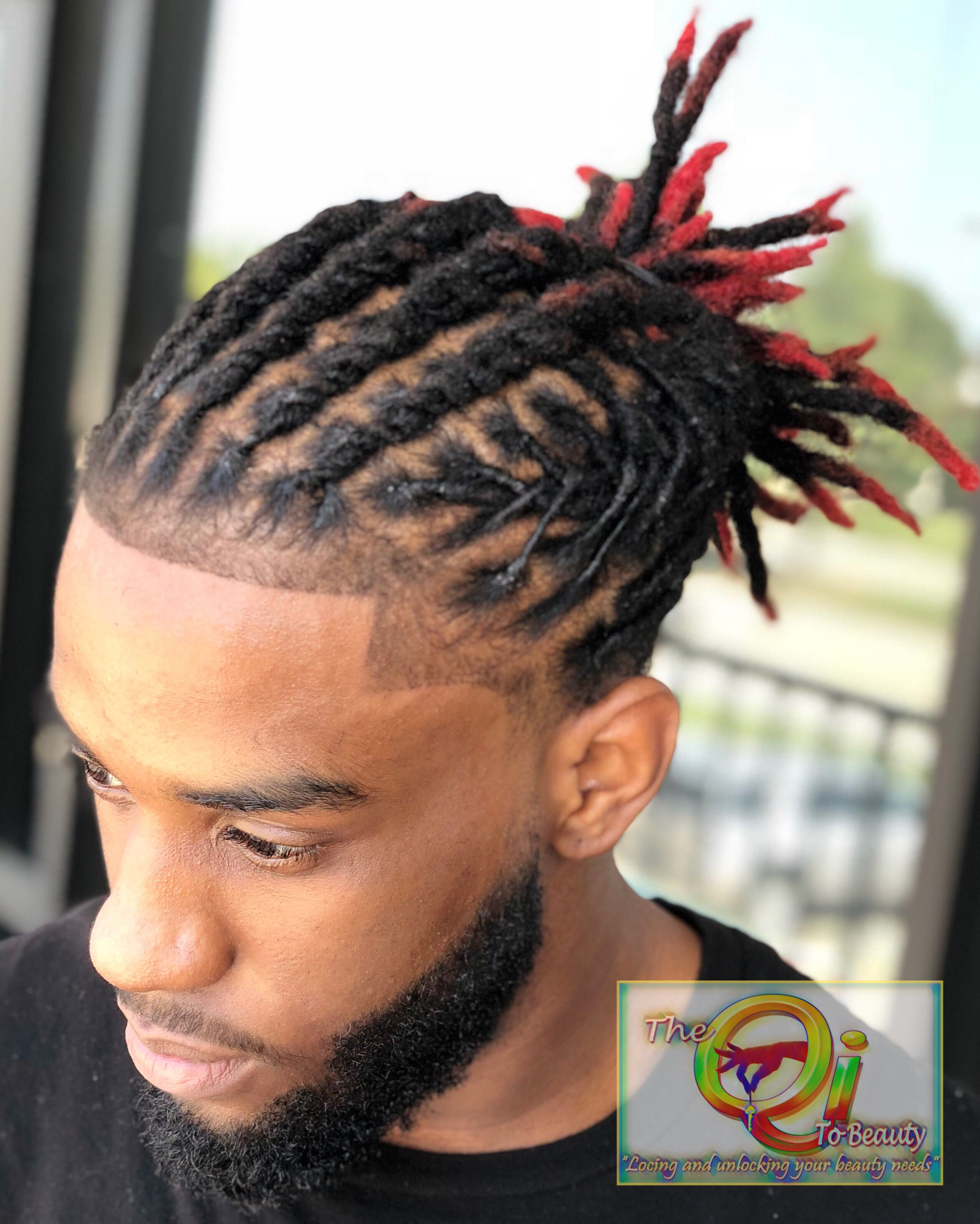 I Am The Qi To Beauty Theqitobeauty Instagram Photos And Videos Dread Hairstyles Locs Hairstyles Hair Styles